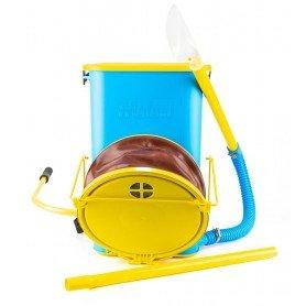 Espolvoreador Matabi Polmax dorsal de fuelle 9 kilos