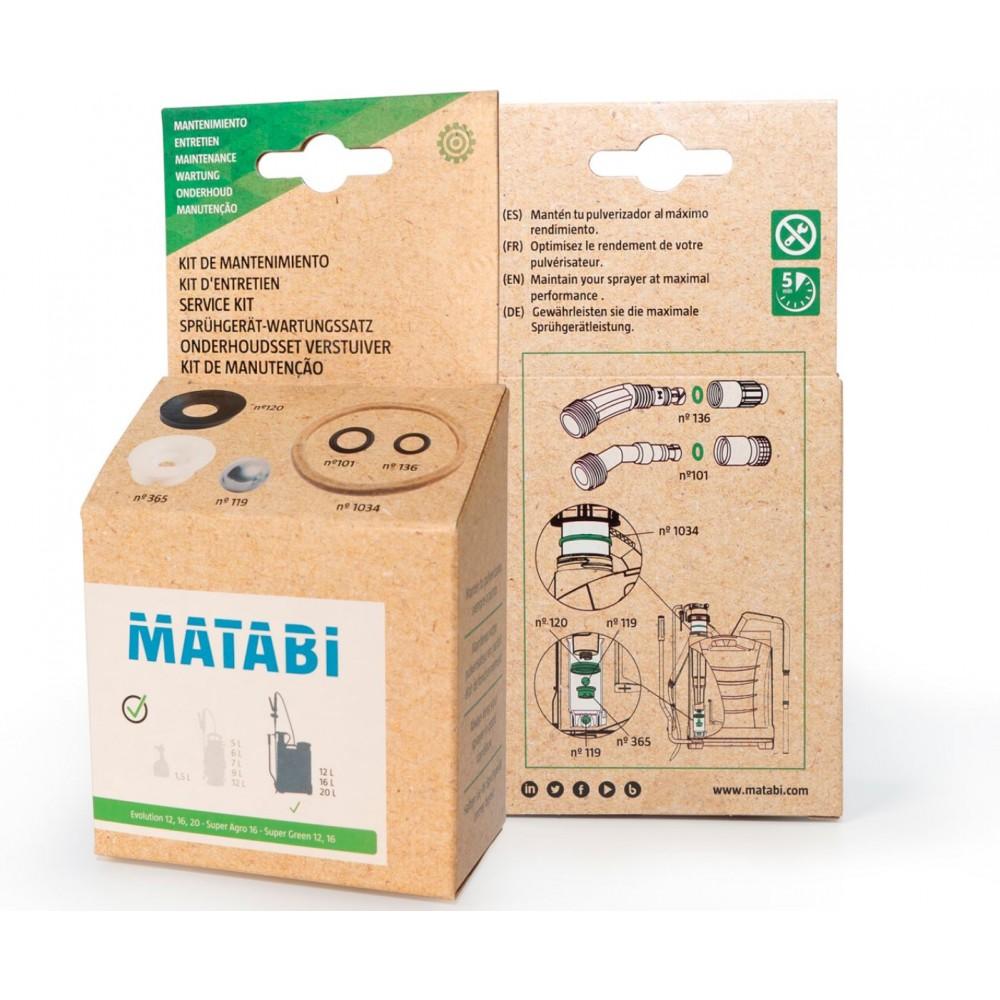 matabi Kit de Mantenimiento PR Accesorios