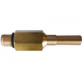 Conector aire comprimido IK Metal/Inox