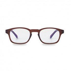 Gafas de seguridad bluestop Brown F01
