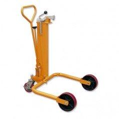 Carro hidráulico barriles Gayner CR-HBA
