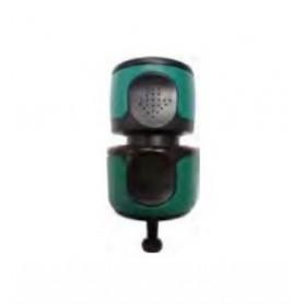Conector universal manguera 1/2, 5/8 y 3/4