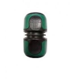 Conector-reparador universal para manguera 1/2, 5/8 y 3/4