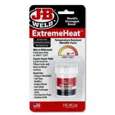 Masilla epoxy temperaturas extremas JB Weld ExtremeHeat