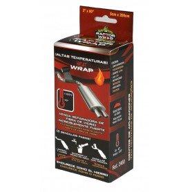 Cinta reparadora fibra de vidrio altas temperaturas Raptor