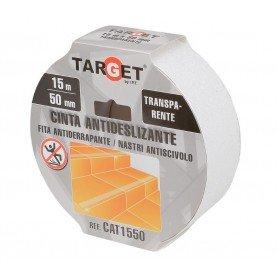 Cinta adhesiva antideslizante transparente Target