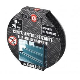 Cinta adhesiva antideslizante conformable
