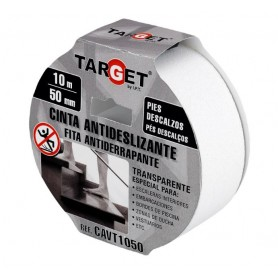 Cinta adhesiva antideslizante transparente pies descalzos Target