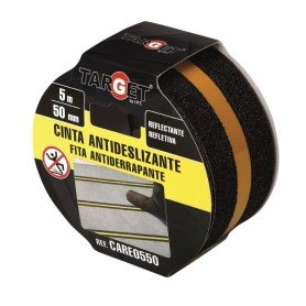 Cinta adhesiva antideslizante banda reflectante