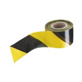 Cinta de baliza amarilla-negra Gayner