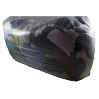 Paquete trapo de limpieza color 5kg