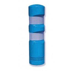 Baliza flexible de delimitación Gayner azul