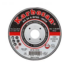 Disco de corte Karbosan inoxidable