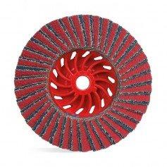 Disco de láminas cerámico-zirconio Icomec