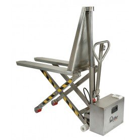 Transpaleta eléctrica tijera Pramac HX10 Inoxidable A2