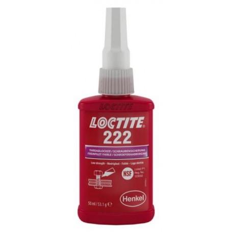 Fijador de roscas Loctite 222