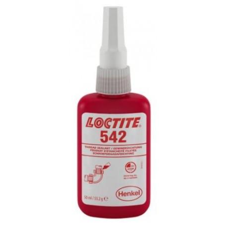 Sellador de roscas Loctite 542