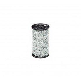 Cadena eslabón medio DIN-5685/A cincada