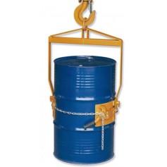 Volteador de barriles manual Gayner VB360