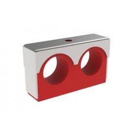 Soporte Akustik Pipe + Sylomer