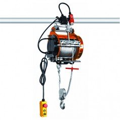 Polipasto eléctrico industrial a cable Gayner PCI