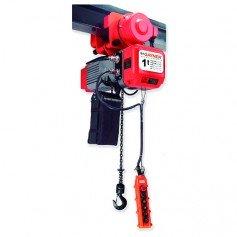 Polipasto eléctrico a cadena con carro Gayner PECP/C