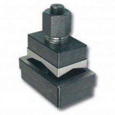 Perforador de chapa rectangular con rodamiento Forza