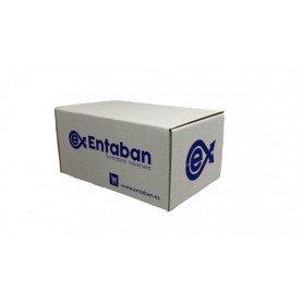 Tuerca autoblocante DIN-985 cincada (caja)