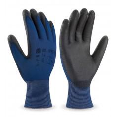 Guantes Marca nylon ultrafino con poliuretano 688