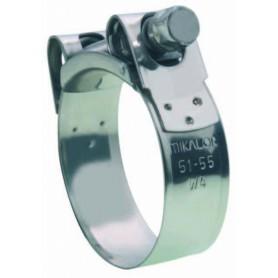 Abrazadera alta presión SUPRA W4