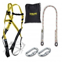 Kit de seguridad de altura Steelpro 1888 Kit1