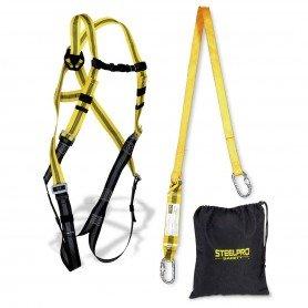 Kit de seguridad de altura Steelpro 1888 Kit2