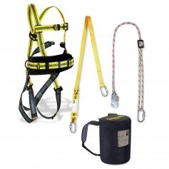 Kit de seguridad de altura Steelpro 1888 Kit9