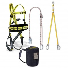 Kit de seguridad de altura Steelpro 1888 Kit10