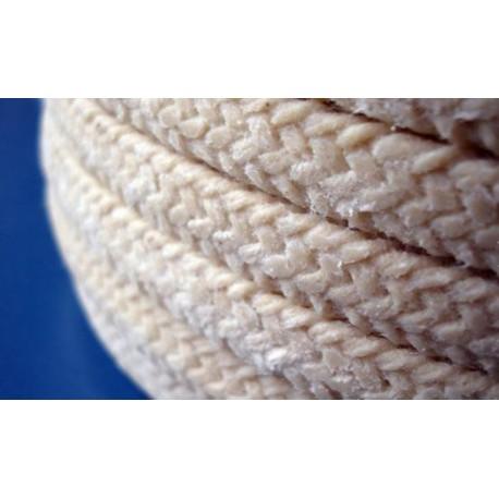 Empaquetadura de algodón ensebado
