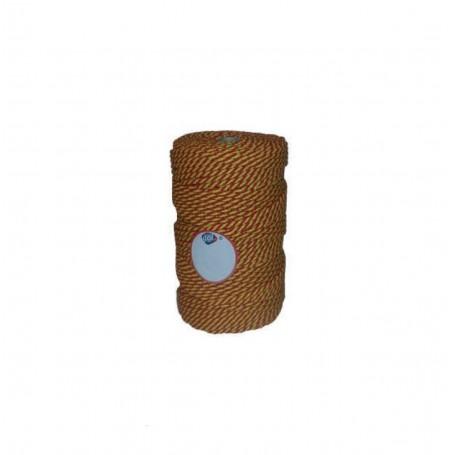 Rollo cordón trenzado polipropileno helicoidal