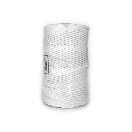Rollo cuerda polipropileno blanco