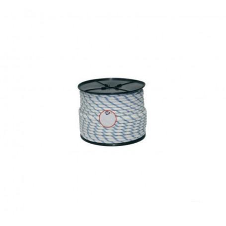 Rollo driza trenzado nylon poliamida color liso