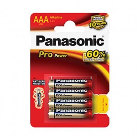 Pack pilas Panasonic AAA