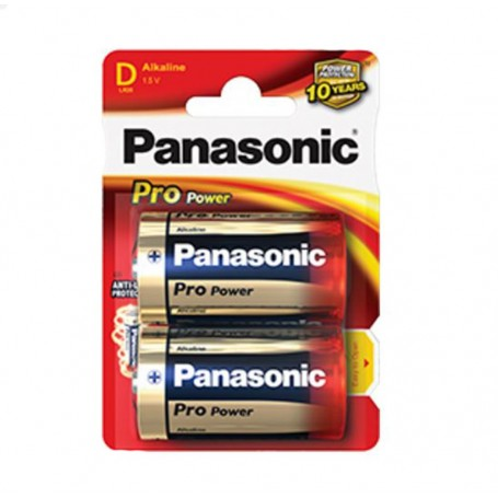 Pack pilas Panasonic D