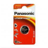 Pila Panasonic botón CR2032
