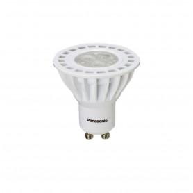Bombilla Panasonic halógena GU10 230 lúmenes luz cálida