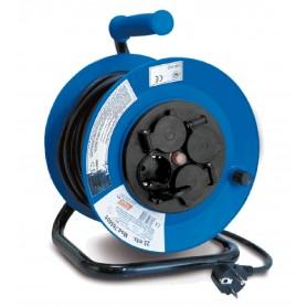 Enrollador eléctrico Tayg extensible 50m 7000W IP44