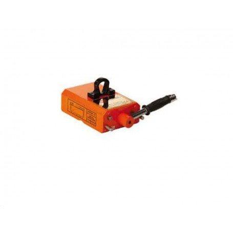Elevador magnético manual chapa fina