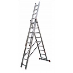 Escalera transformable triple aluminio Scal