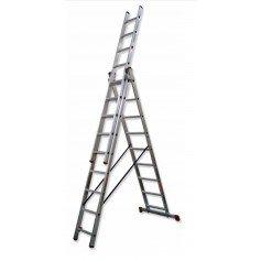 Escalera transformable triple aluminio Scal