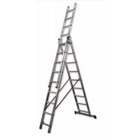 Escalera Scal transformable triple aluminio TR3