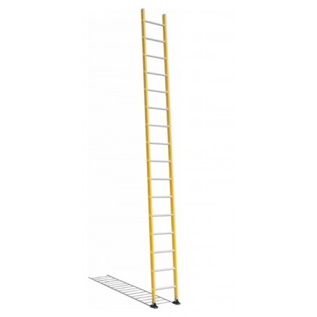Escalera de un tramo fibra Scal TRF1
