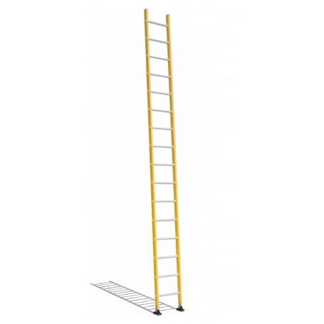 Escalera de 1 tramo todo fibra TRF1