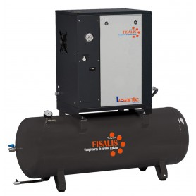Compresor de tornillo Fisalis Levante-5200B 5,5cv 200L